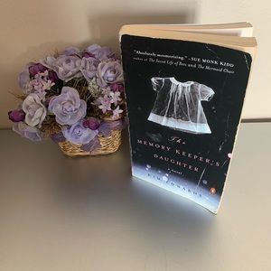The memory keepers daughter book